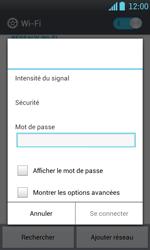 LG P700 Optimus L7 - Wifi - configuration manuelle - Étape 6