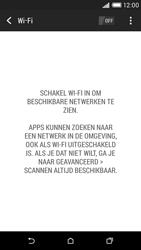 HTC Desire 816 - Wifi - handmatig instellen - Stap 5