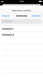 Apple iPhone SE iOS 11 - E-mail - Escribir y enviar un correo electrónico - Paso 5