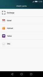 Huawei P8 Lite - E-mail - Configurar Yahoo! - Paso 5