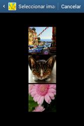 Samsung S6310 Galaxy Young - Mensajería - Escribir y enviar un mensaje multimedia - Paso 16