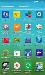 Alcatel OT-5050X Pop S3 - Internet et connexion - Naviguer sur internet - Étape 3