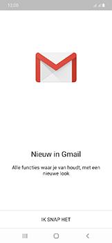 Samsung Galaxy A20e - E-mail - handmatig instellen (gmail) - Stap 5