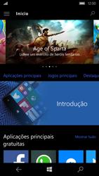 Microsoft Lumia 650 - Aplicações - Como pesquisar e instalar aplicações -  4