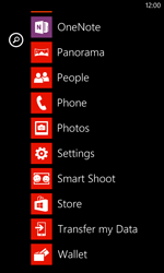 Nokia Lumia 720 - Applications - Downloading applications - Step 3
