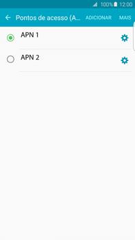 Samsung Galaxy S6 Edge + - Internet no telemóvel - Configurar ligação à internet -  16