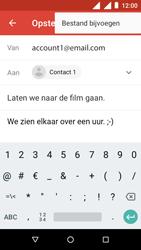 Nokia 1 - E-mail - e-mail versturen - Stap 9