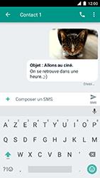 Motorola Moto C Plus - Contact, Appels, SMS/MMS - Envoyer un MMS - Étape 21