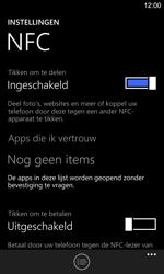 Nokia Lumia 925 - NFC - NFC activeren - Stap 6