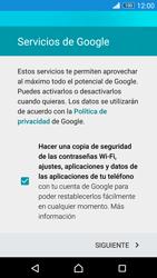 Sony D2203 Xperia E3 - E-mail - Configurar Gmail - Paso 12