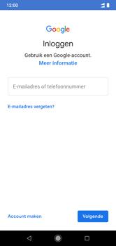 Xiaomi mi-a2-lite-dual-sim-m1805d1sg - Applicaties - Account aanmaken - Stap 5