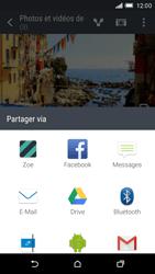 HTC One M9 - Photos, vidéos, musique - Envoyer une photo via Bluetooth - Étape 8