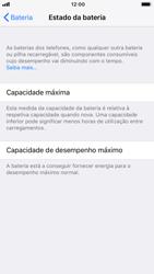 Apple iPhone 6 - iOS 11 - Bateria - Desactivar a gestão de desempenho -  5