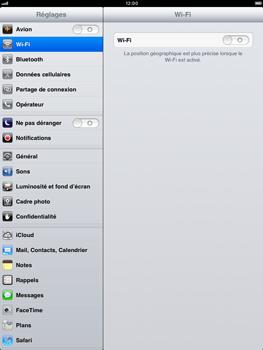 Apple iPad mini - E-mail - Configuration manuelle - Étape 3