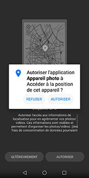 Huawei P Smart - Photos, vidéos, musique - Prendre une photo - Étape 6