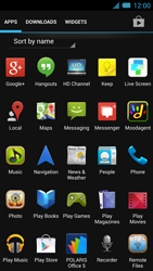 Acer Liquid S2 - Mms - Sending a picture message - Step 2