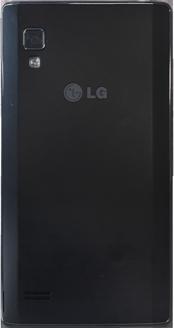 LG Optimus L9 - Primeros pasos - Quitar y colocar la batería - Paso 2