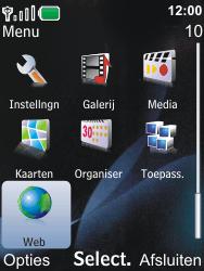 Nokia 6600i slide - Internet - Internetten - Stap 2