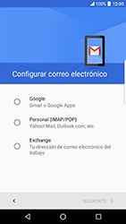 BlackBerry DTEK 50 - E-mail - Configurar Gmail - Paso 7