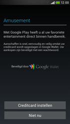 HTC Desire 601 - Applicaties - Account aanmaken - Stap 22