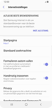 Samsung galaxy-s9-sm-g960f-android-pie - Internet - Handmatig instellen - Stap 25