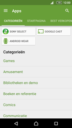 Sony Sony Xperia Z5 (E6653) - Applicaties - Download apps - Stap 6