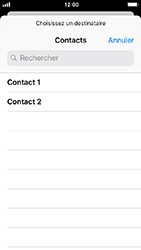 Apple iPhone 5s - iOS 12 - E-mail - envoyer un e-mail - Étape 4