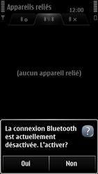 Nokia 500 - Bluetooth - connexion Bluetooth - Étape 10