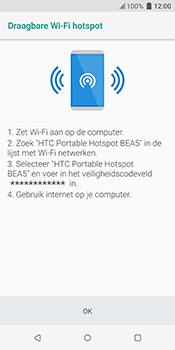 HTC u12-plus-2q55200 - WiFi - Mobiele hotspot instellen - Stap 9