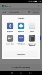 Huawei P9 Lite - Internet - Hoe te internetten - Stap 18