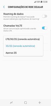 Samsung Galaxy S8 - Internet no telemóvel - Como ativar 4G -  7