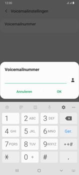 Samsung galaxy-a70-dual-sim-sm-a705fn - Voicemail - Handmatig instellen - Stap 10