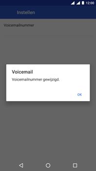 Nokia 6.1 Dual-SIM (TA-1043) - Voicemail - Handmatig instellen - Stap 12