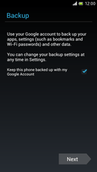 Sony LT28h Xperia ion - Applications - Downloading applications - Step 15