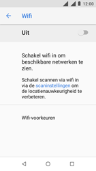 Nokia 1 - Wifi - handmatig instellen - Stap 5