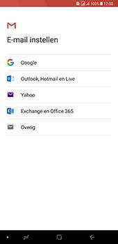 Samsung Galaxy A8 Plus - E-mail - handmatig instellen (gmail) - Stap 8
