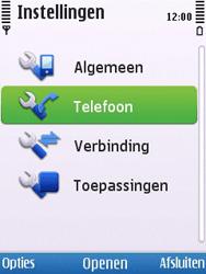 Nokia 6700 slide - Bellen - in het buitenland - Stap 5