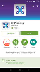 Huawei P9 Lite - Applications - MyProximus - Step 9