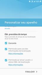 Samsung Galaxy J2 Prime - Primeiros passos - Como ativar seu aparelho - Etapa 19