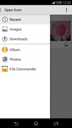 Sony Xperia T3 - Mms - Sending a picture message - Step 16