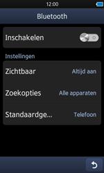 Samsung S8600 Wave 3 - Bluetooth - koppelen met ander apparaat - Stap 7