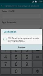 Samsung G800F Galaxy S5 Mini - E-mail - Configuration manuelle - Étape 15