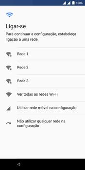 Wiko View Dual SIM - Primeiros passos - Como ligar o telemóvel pela primeira vez -  11