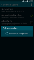 Samsung Galaxy S5 G900F - Netwerk - Software updates installeren - Stap 9