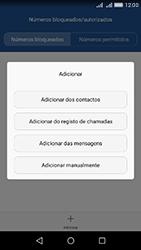 Huawei Y6 - Chamadas - Como bloquear chamadas de um número -  8