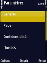 Nokia N86 - Internet - Configuration manuelle - Étape 21