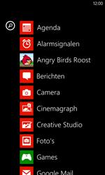 Nokia Lumia 720 - MMS - Afbeeldingen verzenden - Stap 2