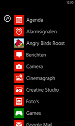 Nokia Lumia 720 - MMS - hoe te versturen - Stap 2