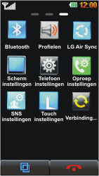 LG GD880 Mini - Bluetooth - headset, carkit verbinding - Stap 3