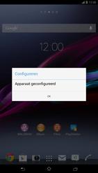 Sony C6833 Xperia Z Ultra LTE - MMS - automatisch instellen - Stap 6